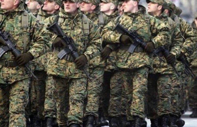 Воєнний стан поки що не вводитиметься - Пашинський