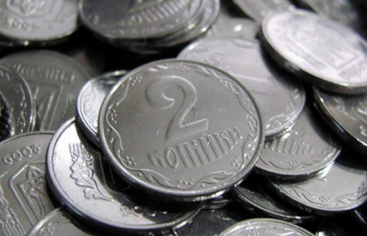 В Україні можуть зникнути з обігу монети номіналом 1 і 2 копійки