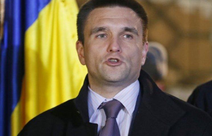 Крим повернеться в Україну так, що це буде вигідно і Росії - Клімкін