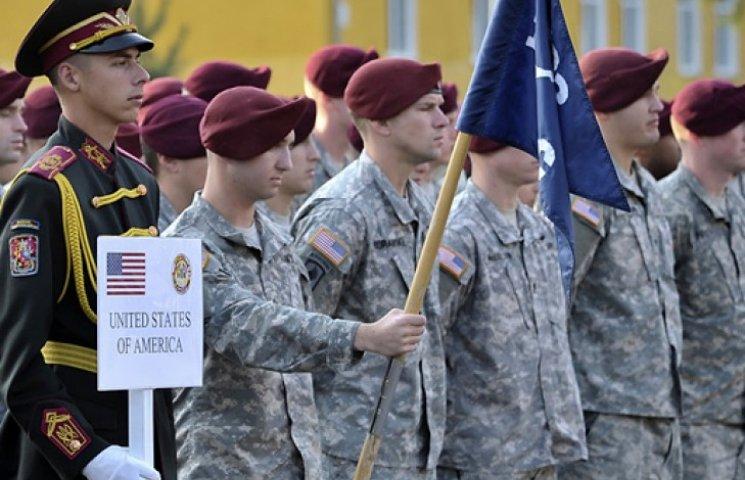 США и Украина весной проведут военные учения