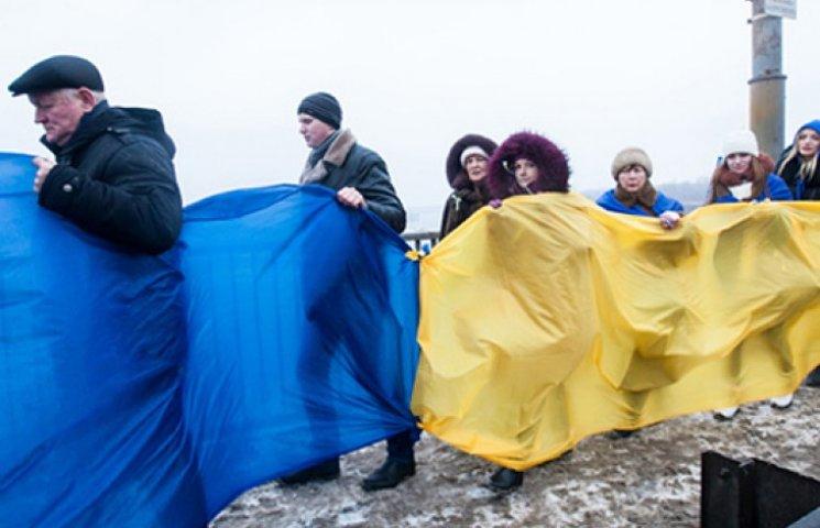 У 10 містах Донеччини тисячі людей вийдуть на мітинги на честь Дня Соборності