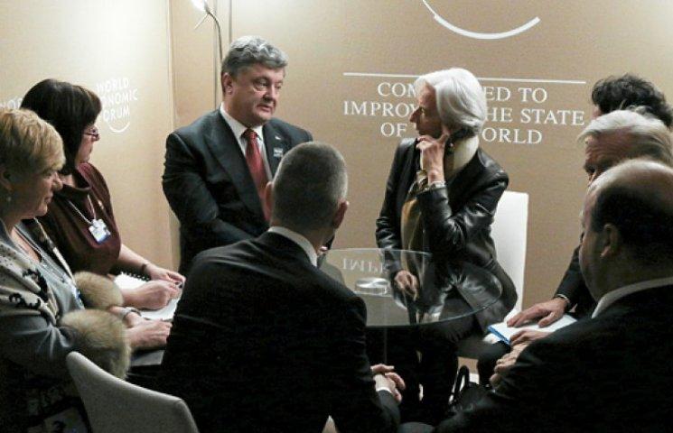 Глава МВФ хоче збільшити фінансову допомогу Україні в обмін на реформи