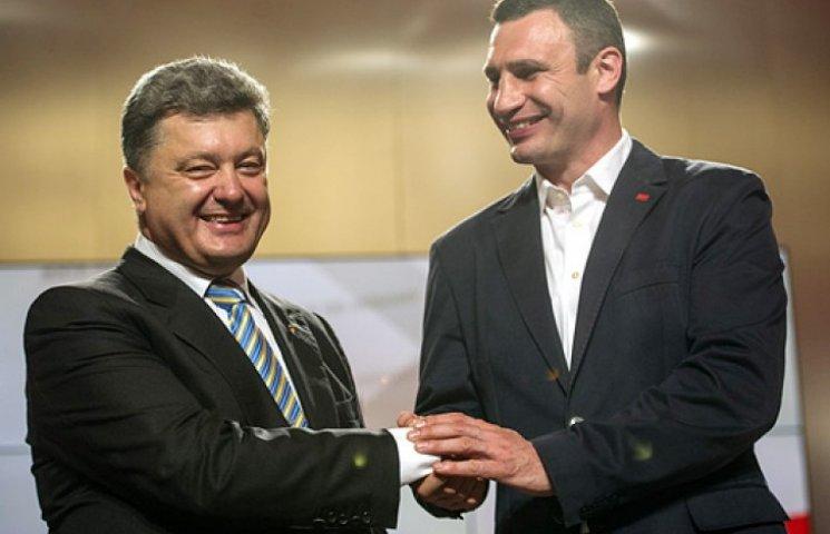 Довыборы в Киеве: Блок Петра Порошенко занялся поглощением УДАРа