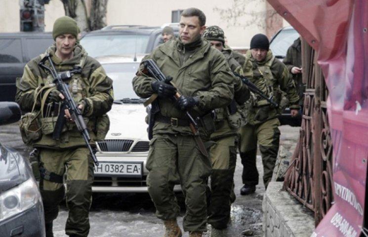 Ватажок «ДНР» анонсував захоплення всієї Донецької області: Більше ніякого перемир