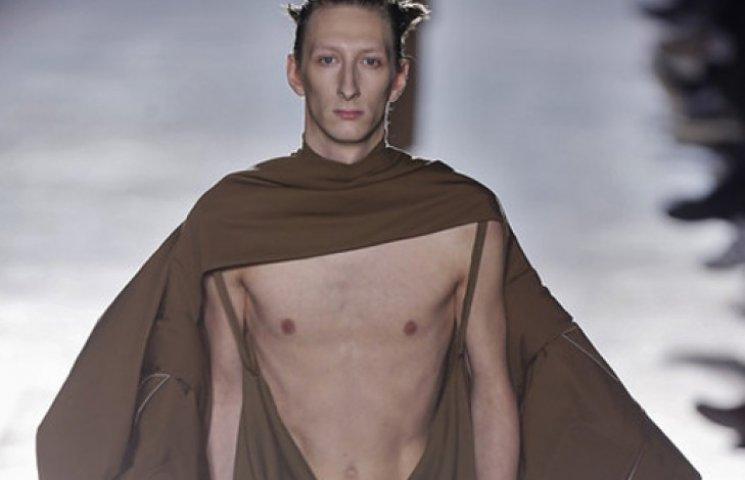 Шокирующий тренд модной индустрии: мужской пенис (18+)