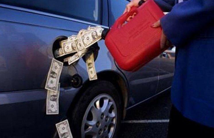Сколько должен стоить бензин в Украине