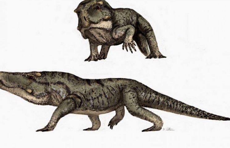 Вчені знайшли невідому раніше давню рептилію