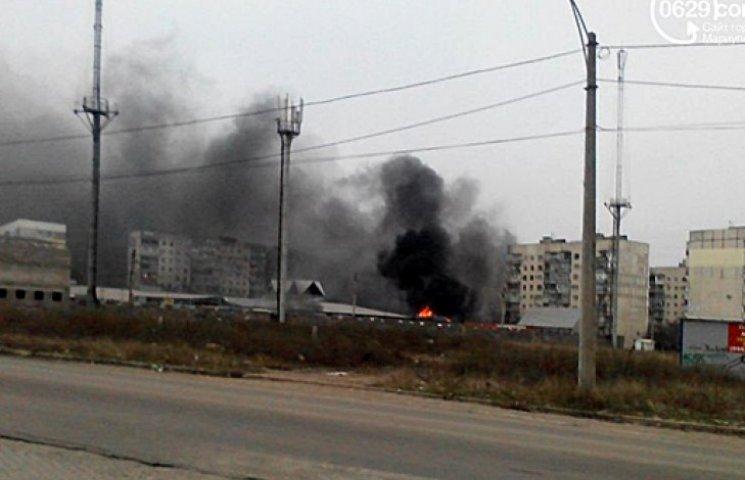 Мариуполь подвергся обстрелу: много раненых, в городе транспортный коллапс