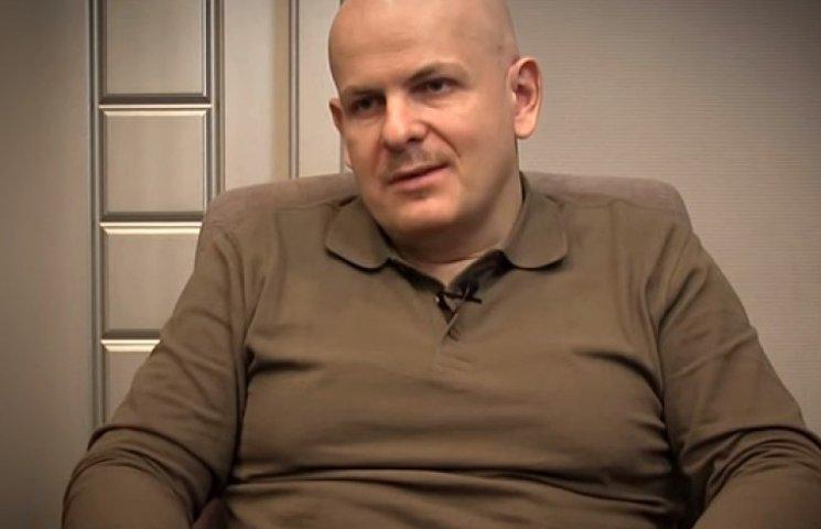 Новий шеф-редактор газети «Сегодня» Олесь Бузина