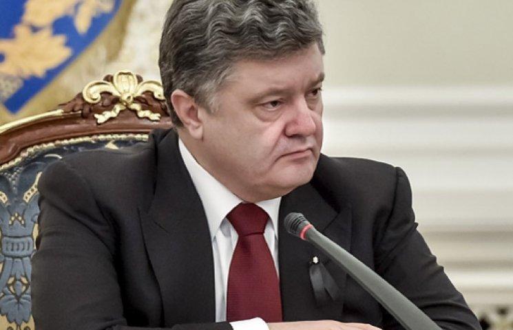 Порошенко пояснив роль військово-цивільних адміністрацій на Донбасі