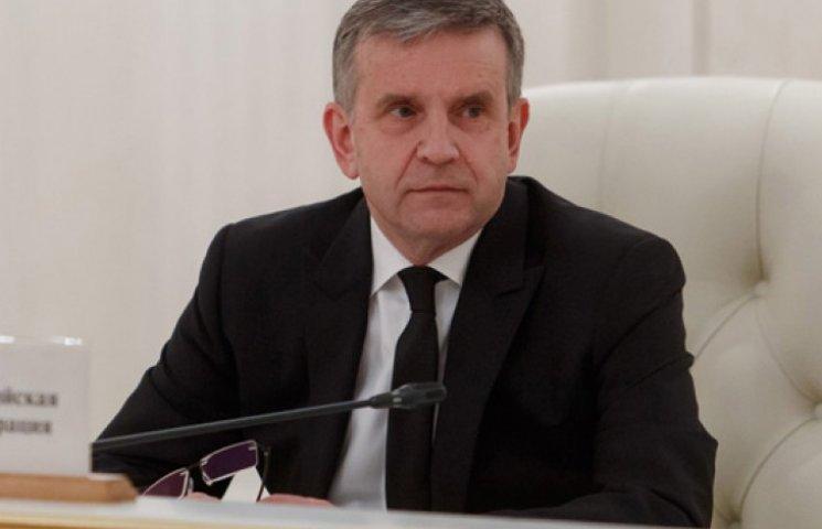 Зурабов не пришел на встречу с Наливайченко и Климкиным