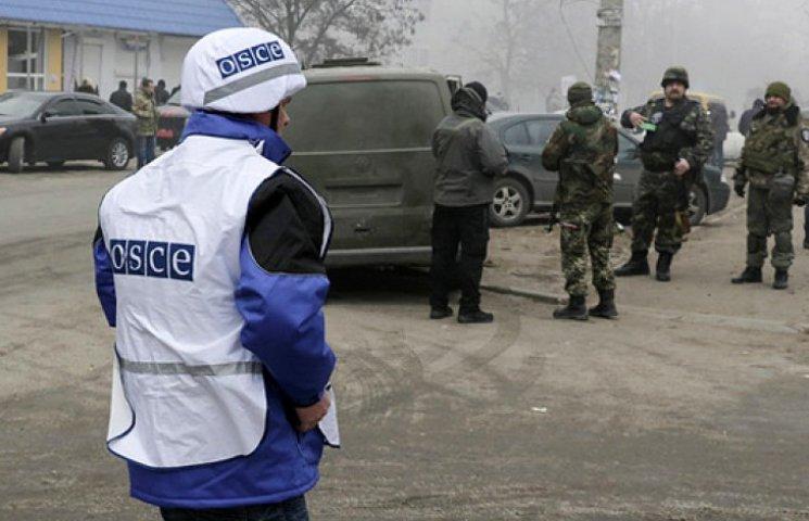 ОБСЕ призывает РФ закрыть границу и прекратить поток оружия в Украину