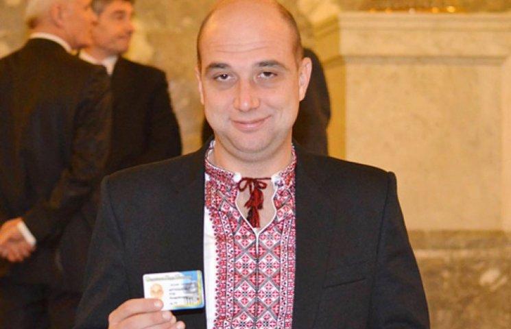 Нові обличчя Верховної Ради: Ігор Артюшенко