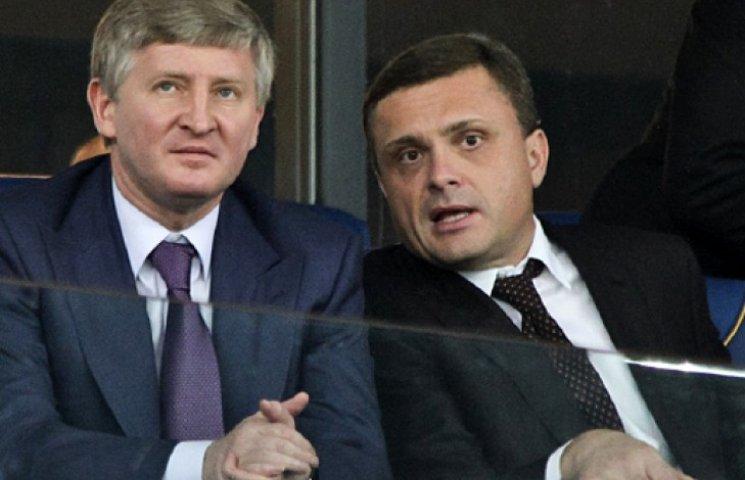 Ахметов и Левочкин собрались на местные выборы. Врозь