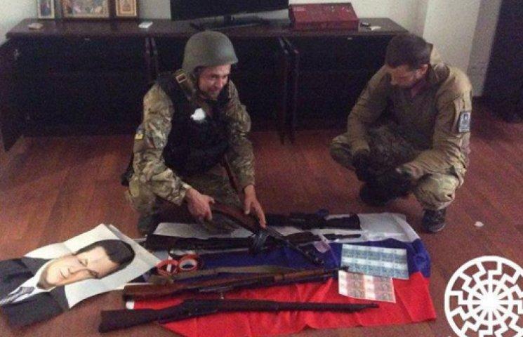 Чергова «сенсація» від LifeNews: «Азов» і Мосійчук грабують офіс ... Саші Януковича