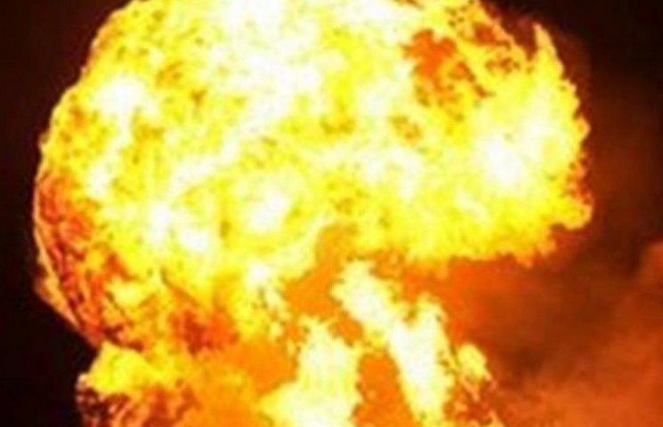 На Закарпатті стався вибух на газотранспортній магістралі