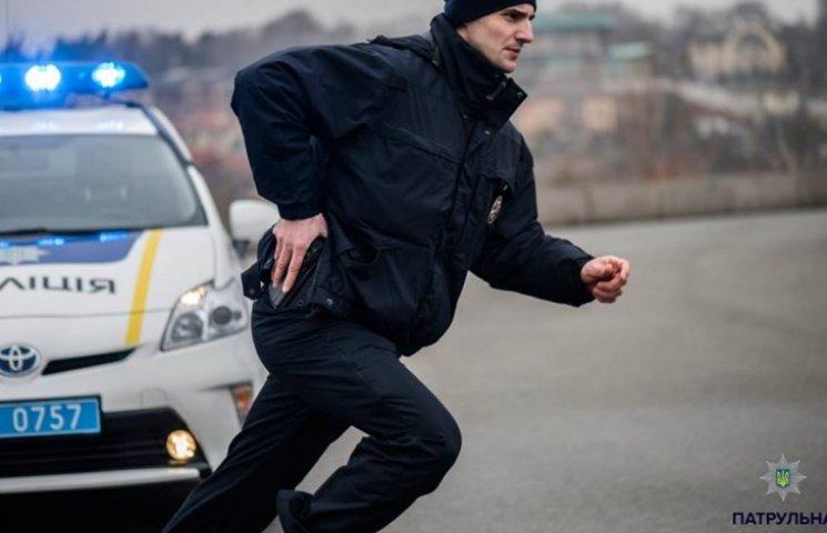 В Новогоднюю ночь киевлянин открыл огонь по полицейским