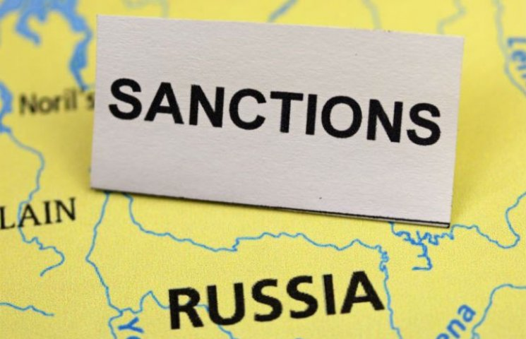 Україна ввела дзеркальні санкції проти Росії