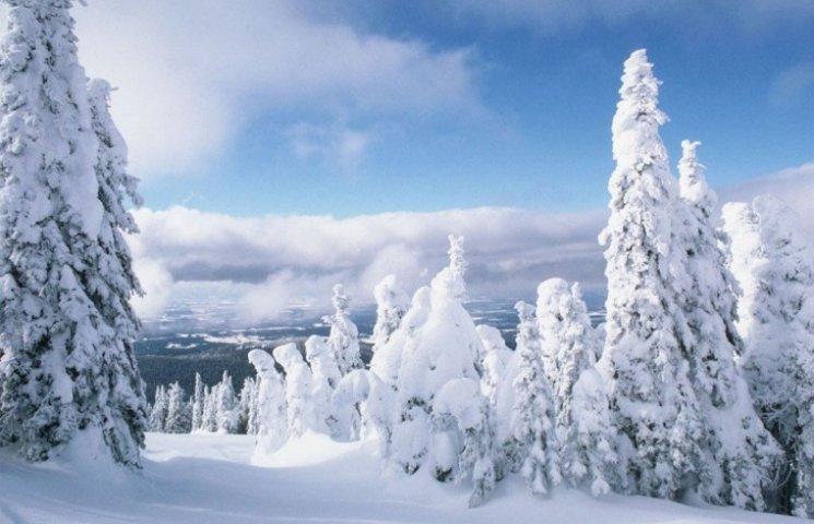Україну чекають 25-градусні морози