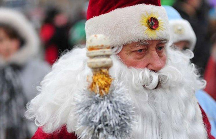 На Росії діда Мороза тягнуть до суду