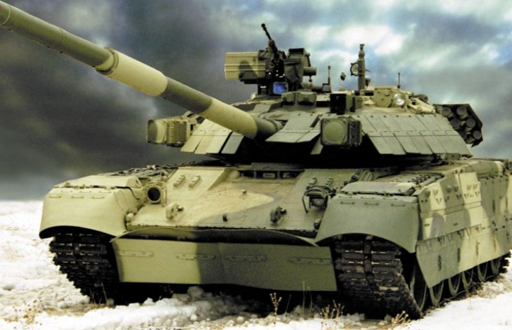 """Полторак обещает армии танки """"Оплот"""" и новые самолеты"""