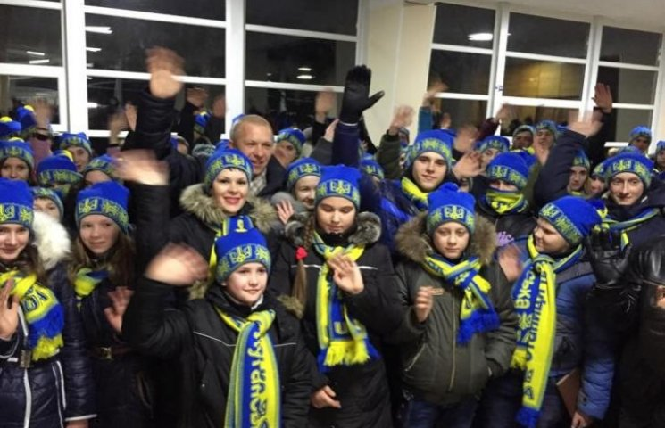 На Різдво на Закарпатті відпочиватимуть діти з Луганщини