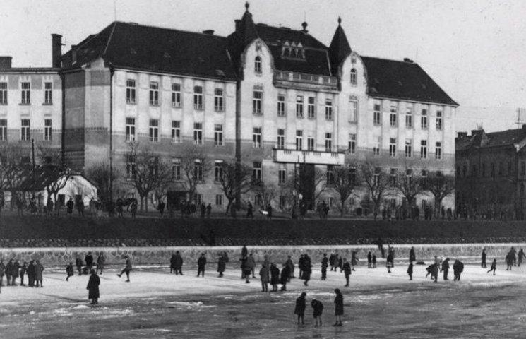 Як розважалися взимку ужгородці 100 років тому