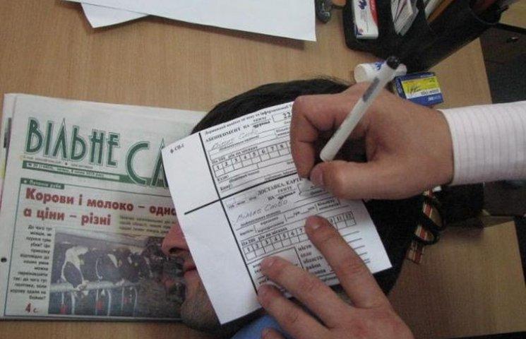Вінницькі депутати агітували виборців передплачувати місцеві газети