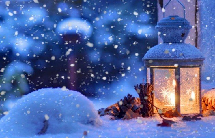 На Різдво у Києві прогнозують лише до 3 градусів морозу, але сильний снігопад