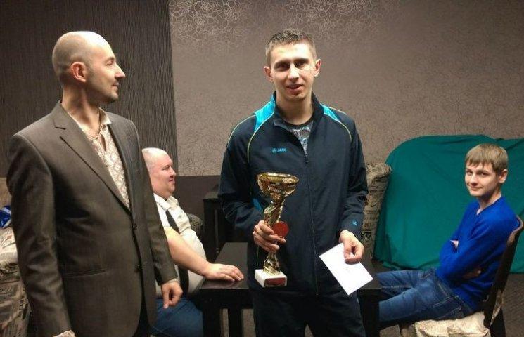 Перший Кубок Федерації шашок розіграли на Вінниччині