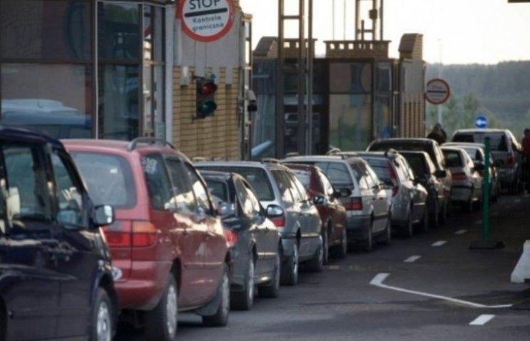 Москаль пообіцяв допомогти власникам авто з іноземною реєстрацією