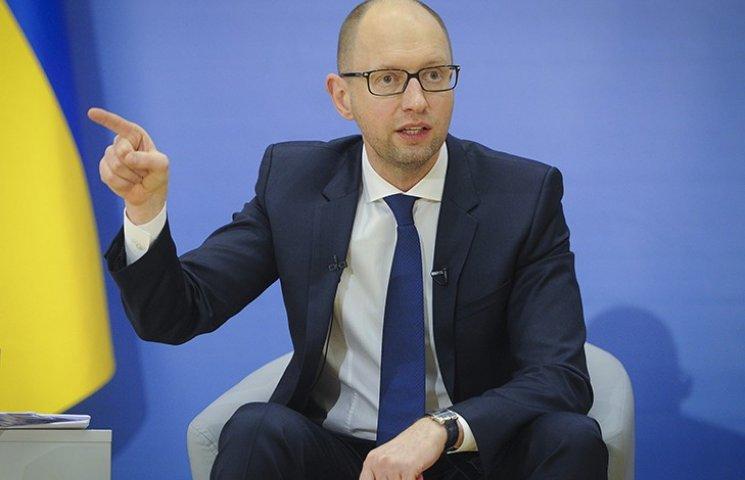 Що заважає Яценюку очолити боротьбу з корупцією