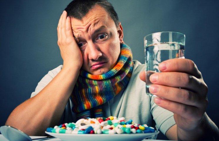 Попри морози на Сумщині не перевищено епідемічний поріг захворюваності на ГРВІ