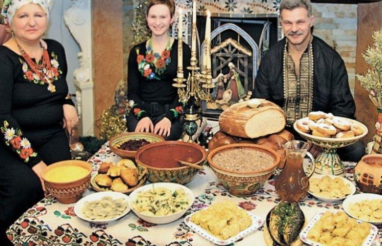 """""""Смачне"""" відео: що українці готують на Різдво"""