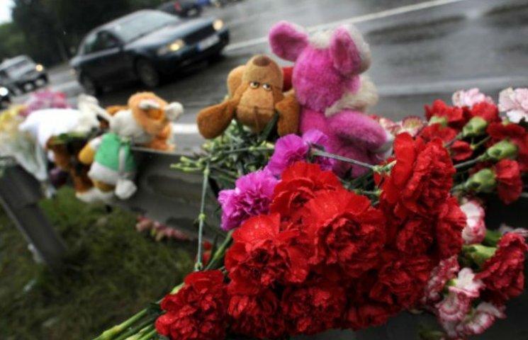 Лише за рік смертність на столичних дорогах значно зросла