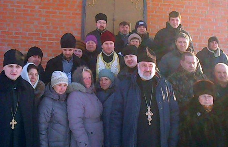 Церков на кордоні з Росією перейшла до Київського патріархату