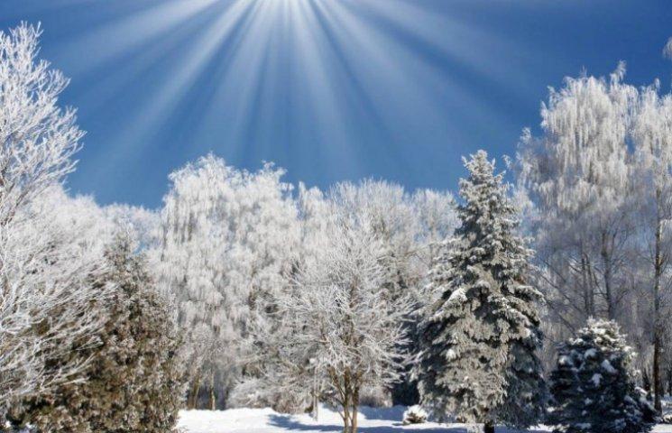 Закарпаття: прогноз погоди на 7 січня: світлий день - на неврожай