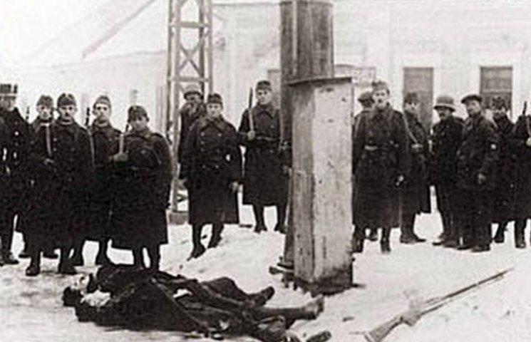 У Мукачеві у 1939 році було криваве Різдво