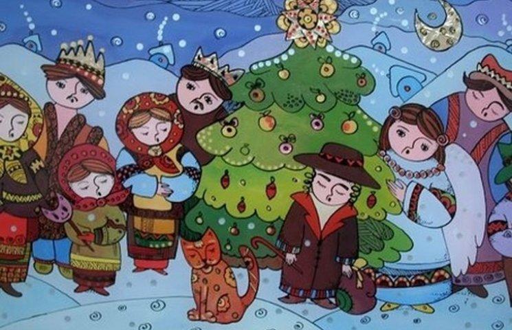 Світлого Різдва, вінничани