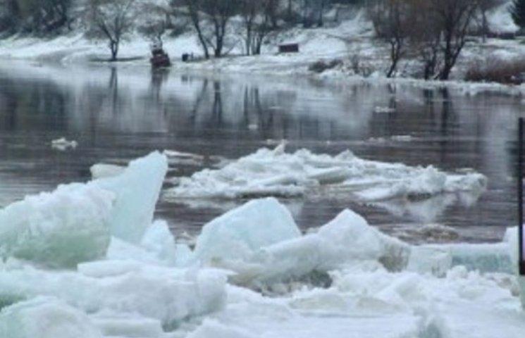 На Закарпатті очікують підвищення рівня води у водоймах та скупчення льоду