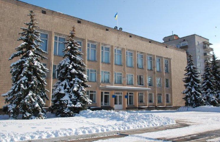 Сайт Шосткинської міськради став одним з найкращих в Україні