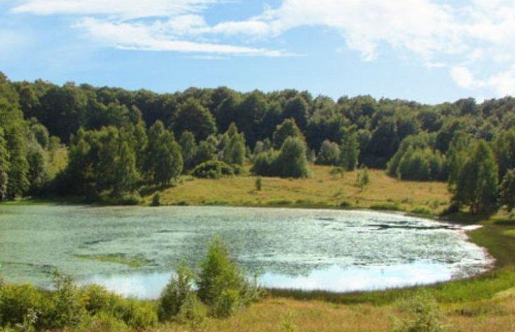 На Закарпатті є озеро, яке підлягає декомунізації