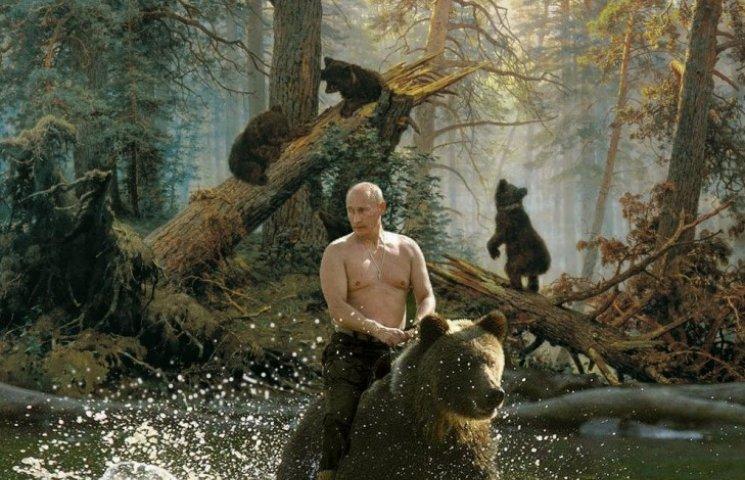 Пять причин, почему мы должны благодарить Путина