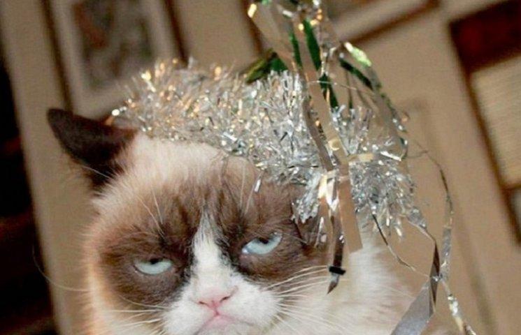 Как выглядит понедельник после новогодних праздников