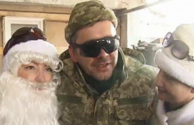 """В """"ЛНР"""" розповідають дітям, що Діда Мороза в полон взяв Порошенко"""
