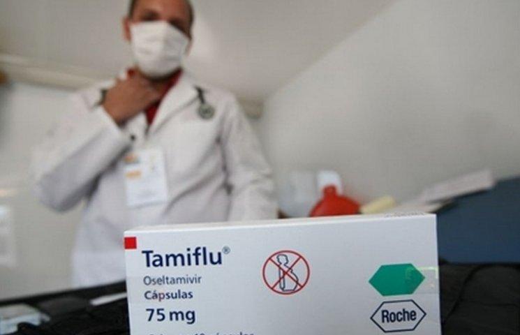 Вінницькі медики запасаються противірусними препаратами