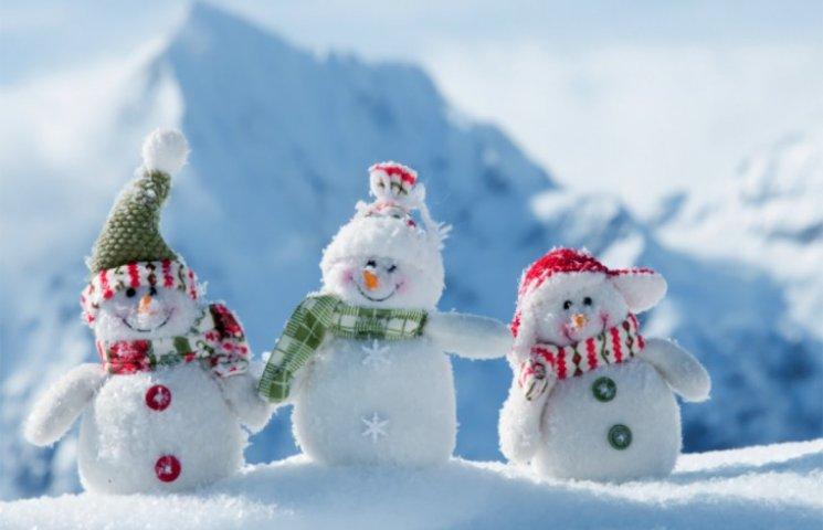 Красені і чудовиська: ТОП-10 оригінальних сніговиків