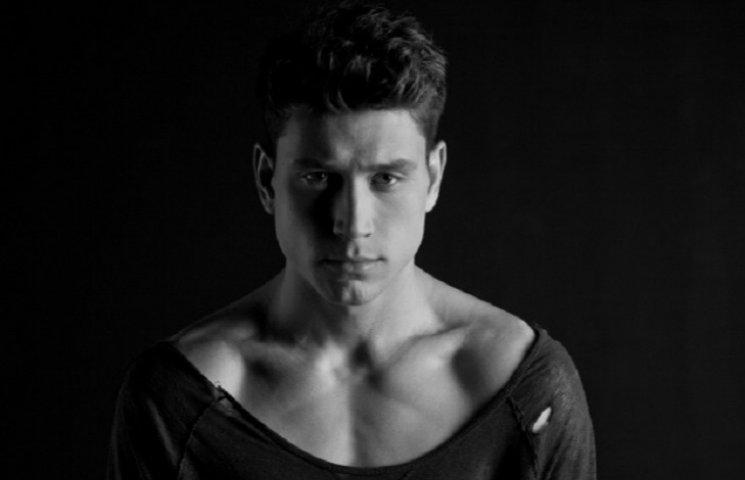 Український співак KADNAY прикрасив сторінки французького глянцю