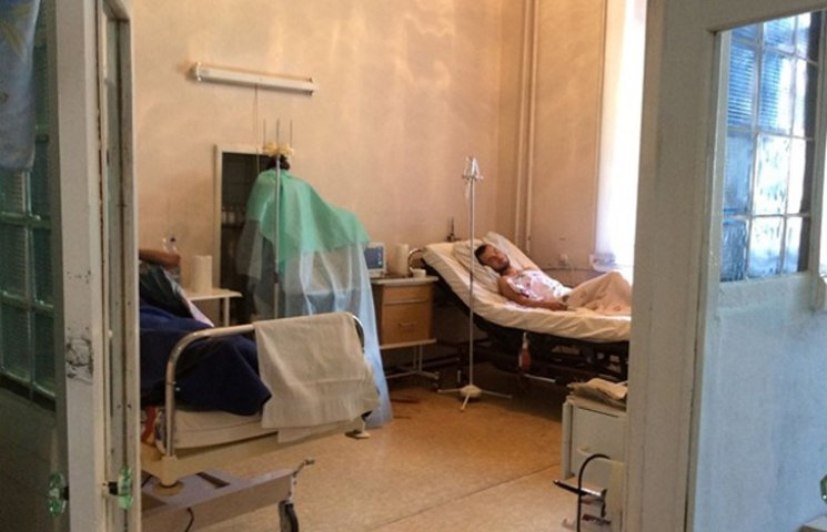 З початку проведення АТО до медзакладів Сумщини звернулося понад півтори тисячі демобілізованих бійців