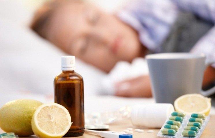 На Закарпатті грип ще не досяг епідемічного порогу